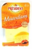 MAASDAM NATURAL CHEESE SLICE