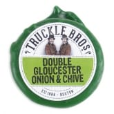 Double Gloucester Onion & Chive Truckle