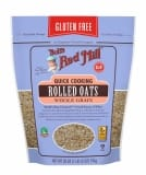 Gluten-Free Quick Cooking Rolled Oats Whole Grain