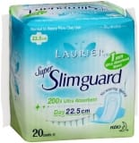 LAURIER Super Slimguard Day 22.5cm - Wing 20s
