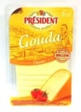 GOUDA NATURAL CHEESE SLICE