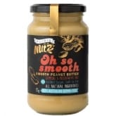 Peanut Butter Natural Smooth 375g