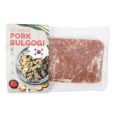 Korean Pork Bulgogi 250g