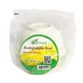 Biodegradable Bowl 10 Oz