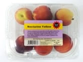 Nectarine Yellow Punnet USA
