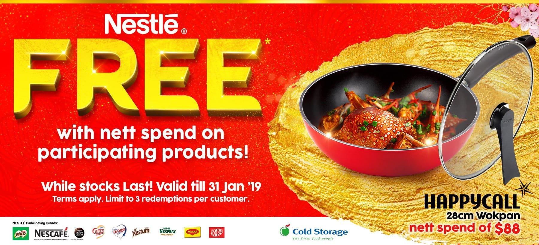 Nestle CNY Promotion