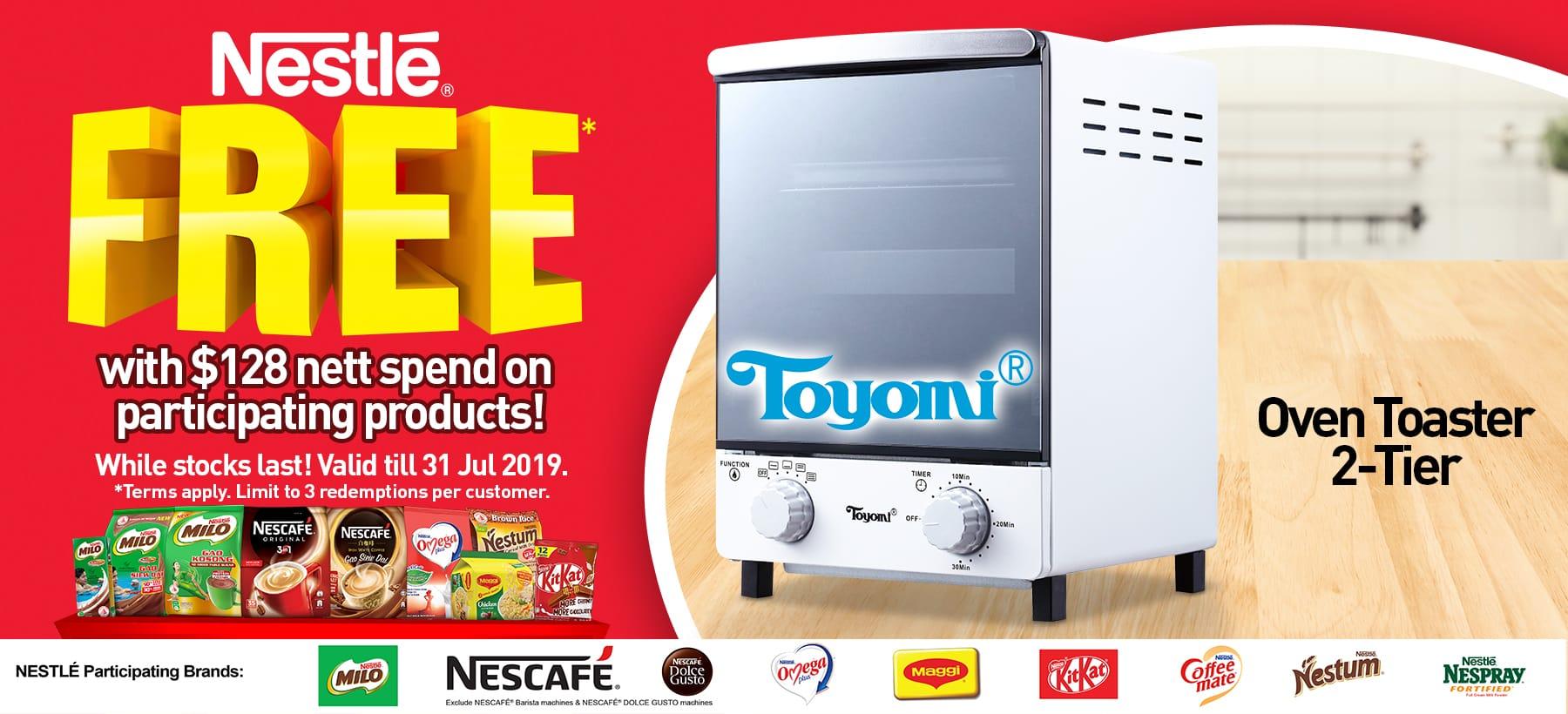 Nestle Promotion