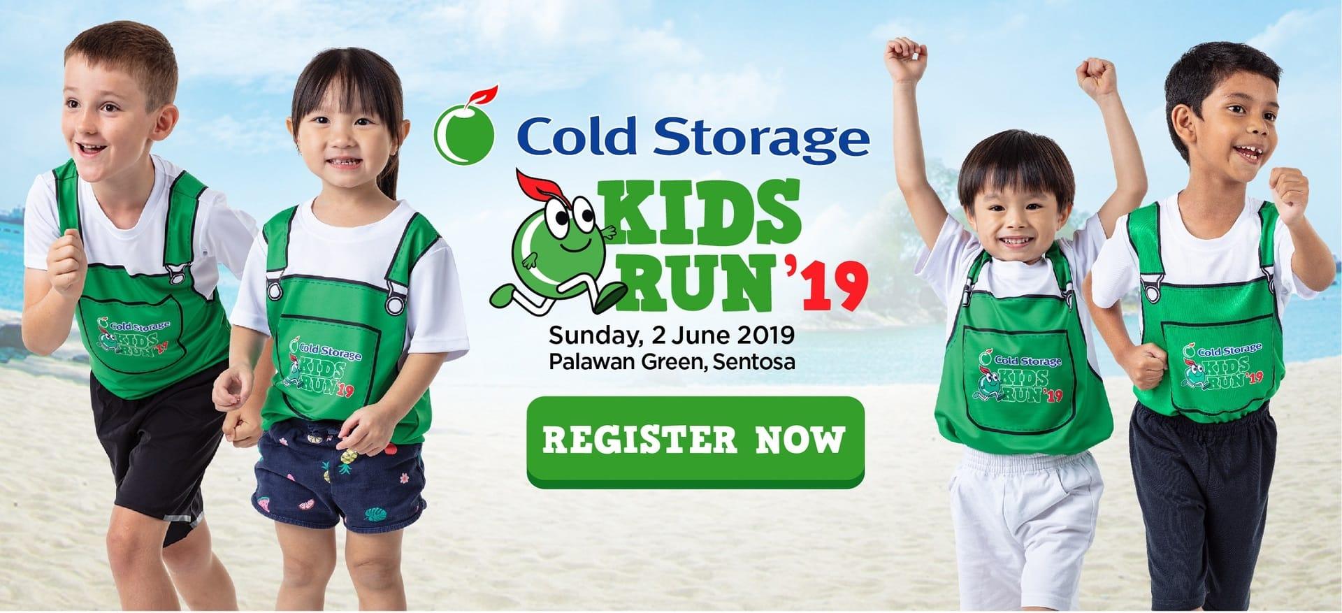 Kids Run 2019