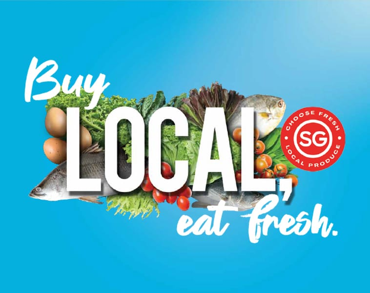 Go Local & Eat Fresh