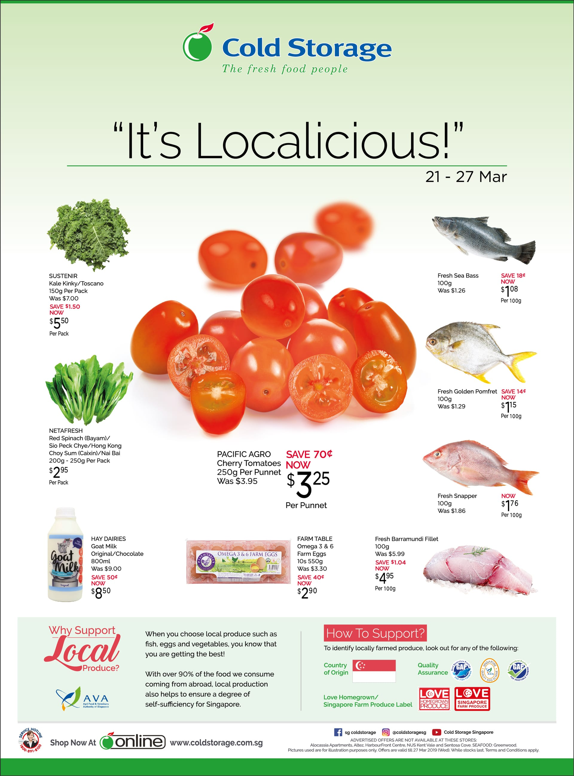 """""""It's Localicious""""  Ad (Till 27th Mar)"""